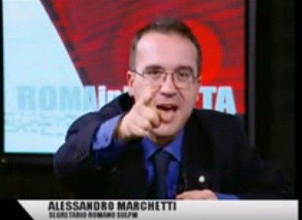 """2009 03 17 – ROMAUNO – PIRATI DELLA STRADA """"VI BECCHIAMO A TUTTI"""""""