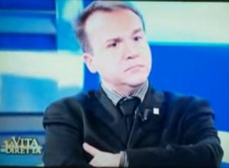 """05 gennaio 2015 – Intervento su RAI1 a """"LA VITA IN DIRETTA"""""""