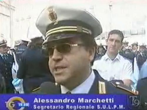 2005-10-12: T9  – Manifestazione per la Riforma della Polizia Locale