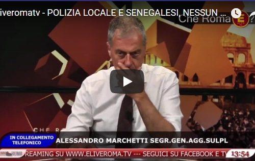 04 maggio 2017  – E'LIVEROMA TV – Non si strumentalizzi morte senegalese
