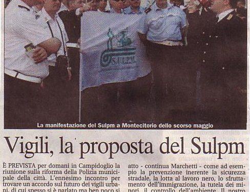 Rassegna Stampa 2007