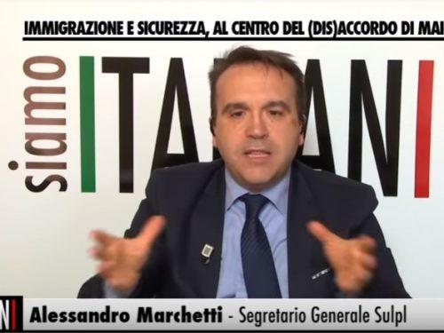 Intervento su Immigrazione e Sicurezza a Siamo Italiani – Intelligo TV