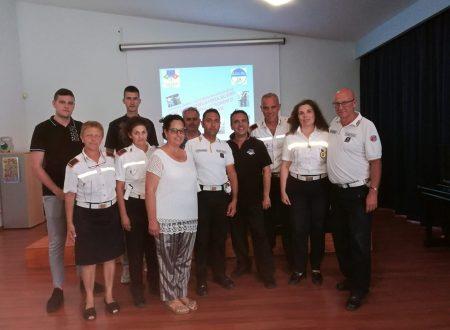 Corso di self defence alla Polizia Locale di s. Felice Circeo (LT)