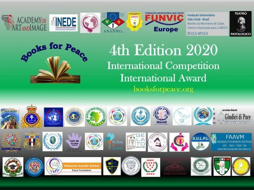 BOOKS FOR PEACE 2020 – UN PREMIO INTERNAZIONALE