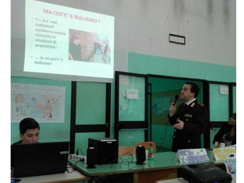 Conferenza sul bullismo all'IC Matteotti di Aprilia